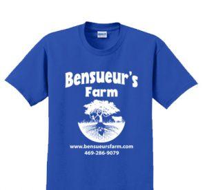 Bensueur Farm T-Shirt